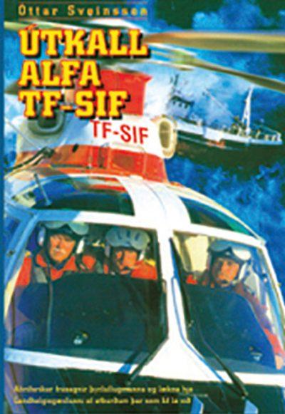 Útkall - Alfa TF-SIF